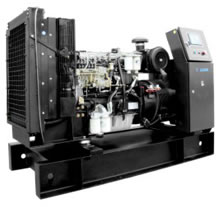 Gensets Powered by THLL LOVOL